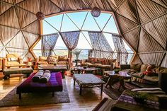 EcoCamp Patagonia Eco-Friendly Travel