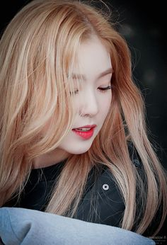 red velvet irene beauty