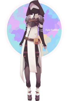 Custom outfit commission 32 by Epic-Soldier on DeviantArt