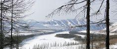 Yakutsk to Verkhoyansk Winter Trip