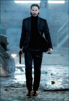 john wick suit keaanu reeves wear - Bing Images