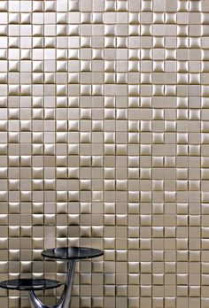 Escalier | Essentials Collections | NappaTile™ Faux Leather Wall Tiles