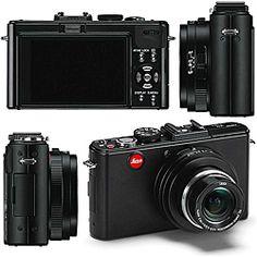 Leica D-Lux 5 10.1MP Black Digital Camera