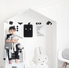 Super-Rooms for Your Little Superhero - babykamer - nursery- kinderkamer