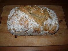 Snadný a výborný recept na čerstvý domácí chléb. Bread, Food, Brot, Essen, Baking, Meals, Breads, Buns, Yemek