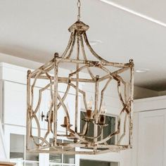 Complement your home's decor with rustic farmhouse ceiling lights from Antique Farmhouse. Rattan Pendant Light, Farmhouse Lighting, Rustic Chandelier, Ceiling Decor, Farmhouse Ceiling Light, Wooden Chandelier, Porch Pendant Light, Pendant Light Fixtures, Ceiling Lights