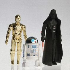 1970s    Star Wars Action Figure