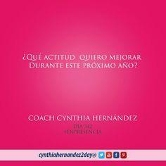 Día 342. En Presencia! Esfuérzate en mantener una actitud positiva  #2day #coaching #cynthiahernandez2day #enpresencia #instaquote#passion #godspurpose #change #exito #tupuedes #metas #instaquote