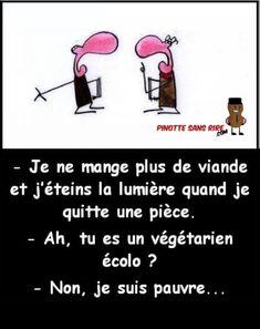 Végétarien vs Carnivore