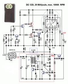 wiring diagram for chinese 110 atv – the wiring diagram   eds   Pinterest   Atv, Pit bike and