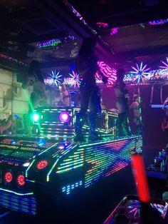 Robot Restaurant Robot Restaurant, Light Colors, Japan, Lighting, Art, Art Background, Okinawa Japan, Japanese Dishes, Kunst