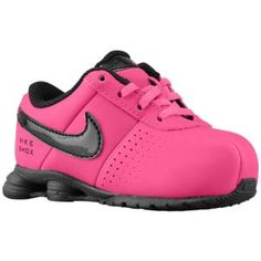 Nike Shox Girls' Toddler - Pink/Black