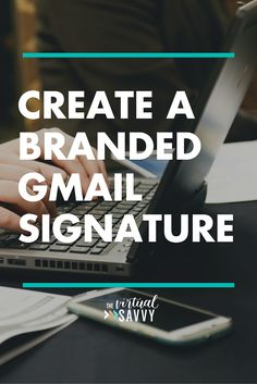 I have been asked countless times how I created my Gmail email signature, so I wanted to post it for you all today. The entire process should take less than 30 minutes (I finished mine in 8, in the video) and it's an awesome way to instantly look more professional in your email correspondence. …
