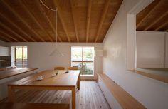 yatsuya house in aichi by hitoshi sugishita architect and associates