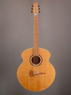 Klein Guitars L45.7 Acoustic Guitar