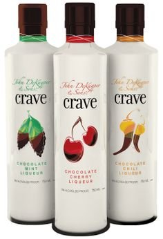Dekuyper JDK Crave Chocolate Cherry and chocolate mint...The best!