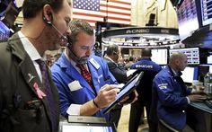 Wall Street abre a la baja y el Dow Jones cede un 0,35 %