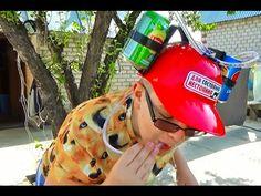 КРУТАЯ шапка для напитков!!! Entertainment for children and adults