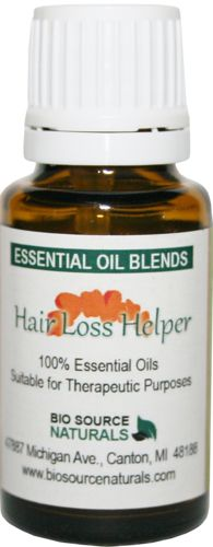 Hair Loss Helper Blend - 1 fl oz/30 ml, $24.50. Hair Loss can be helped by essential oils which help circulation, cleanse the scalp to encourage follicle growth and support the balance hormones.
