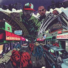 MP3: @Sean Price & @Mark Landon feat. Roc Marciano (@RocMarci) & @DJDevastate » Murdah Type Thinkin