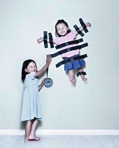fun kid photography