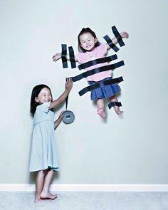 fun kid photography