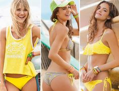 Banana Moon Swimwear 2014 Collection  #swimwear #bikinis #swimsuits