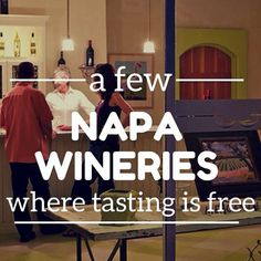 #CAsWineCountry   About.com: Napa Valley wineries on a budget: Free wine tasting is a rare thing in Napa Valley, but these wineries still have it. Link @GoCalifornias on #Pinterest   #california #bajacalifornia#valledeguadalupe #sonoma #napa #russianriver