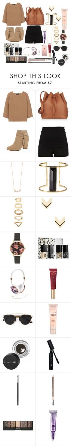 """//Don't want to have feelings for both of you. I just want to be friends//"" by miranda-x ❤ liked on Polyvore featuring A.P.C., Sophie Hulme, River Island, Alex Monroe, Rachel Zoe, Forever 21, Leslie Danzis, Olivia Burton, JINsoon and Frends"