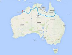 Cairns to Broome Road Trip ~ The Savannah Way (Cairns to Broome) -  www.parkmyvan.com.au #ParkMyVan #Australia #Travel #RoadTrip #Backpacking #VanHire #CaravanHire