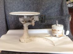 Scale, Sink, Collection, Vintage, Home Decor, Weighing Scale, Sink Tops, Vessel Sink, Decoration Home