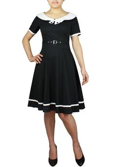 1940s Swing Dress by Amber Middaugh -Standard Size $49.95 Plus Size $55.95-- Save 37% Coupon Code: AMBER37