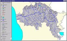 """Progetto LIFE """"Monitoraggio e Controllo dell'Inquinamento del Fiume Arno nel Comprensorio del Cuoio"""", Signa, 1998"""