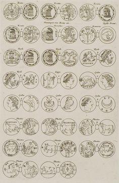 1688 Αρχαία νομίσματα της Κρήτης. - DAPPER, Olfert - ME TO BΛΕΜΜΑ ΤΩΝ ΠΕΡΙΗΓΗΤΩΝ…