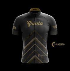 Classico Black + Gold : Grinta Jersey - Men – Grinta LLC