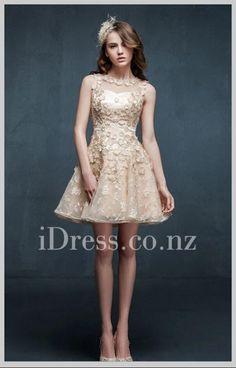 Balo elbiselerinde isim: İDress