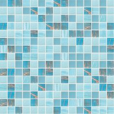 blaues mosaik f r pool badezimmer oder k che fliesen. Black Bedroom Furniture Sets. Home Design Ideas
