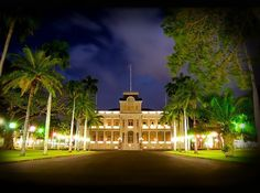 Hawaii: Oahu, Honolulu - 'lolani Palace