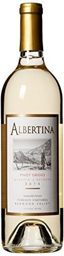 2013 Albertina Gold Medal Winner Quentin's Reserve Pinot Grigio 750 mL Wine by Albertina Wine Cellars, http://www.amazon.com/dp/B00V58LB90/ref=cm_sw_r_pi_dp_WAa7wb088N3E8