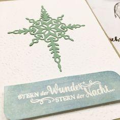 Koboldwerkelei Karte StampinUP StampinUP! Weihnachtskarte Christmascard