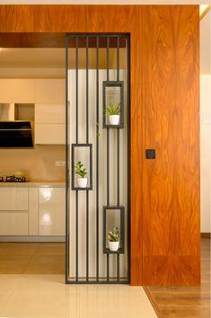 Living Room Partition Design, Room Partition Designs, Ceiling Design Living Room, Wood Partition, Partition Ideas, Home Design, Home Building Design, Hall Room Design, Minimal House Design