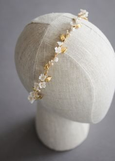 ELSBETH floral headband 2