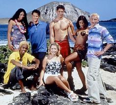 The Real World Hawaii cast is one of the most underappreciated ever. Amaya's sandals in this pic alone are TV gold, but think of all the gems that came from this group: The Office Jim, 90s Tv Shows, Reality Tv Shows, Season 8, 90s Kids, The Real World, Mtv, Favorite Tv Shows, Childhood Memories