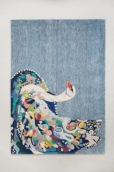 Mooreland Rug - An Anthropologie exclusive by Starla Michelle Halfmann