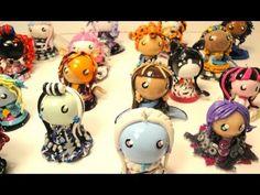 New Monster High Chibis 2013