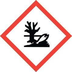 x Hazcom-Environment labels per Roll) Hazard Communication, Quick Cards, Pictogram, Environment, Ebay, Image
