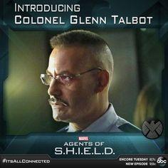 Col Glenn Talbot