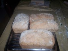 Old Fashioned Rye Bread: 4 Steps Bread Maker Recipes, Best Bread Recipe, Baking Recipes, Danish Rye Bread, Bread Winners, Bun In The Oven, Bread Bun, Recipe Mix, No Bake Treats