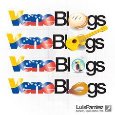 logo veneblogs, hace muuuucho tiempo