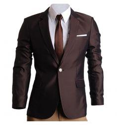 Mens Slim Fit Premium Blazer Jacket (BJ201)